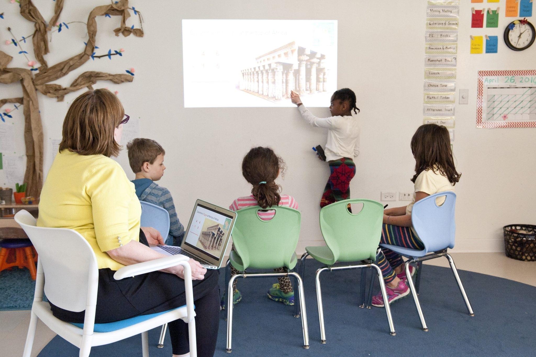 Innovative Classroom Approach ~ Progressive education bennett day school