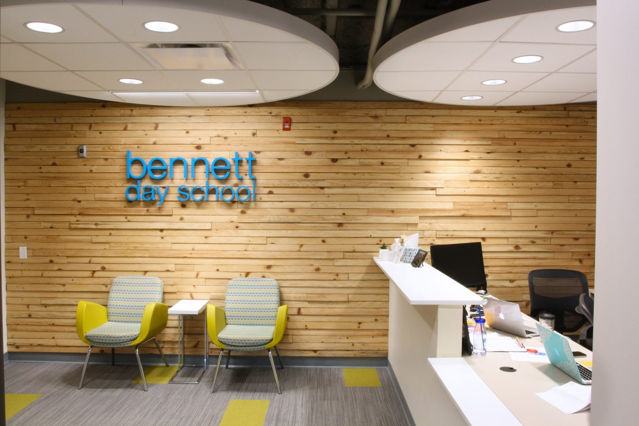 Bennett Day School - reception 01