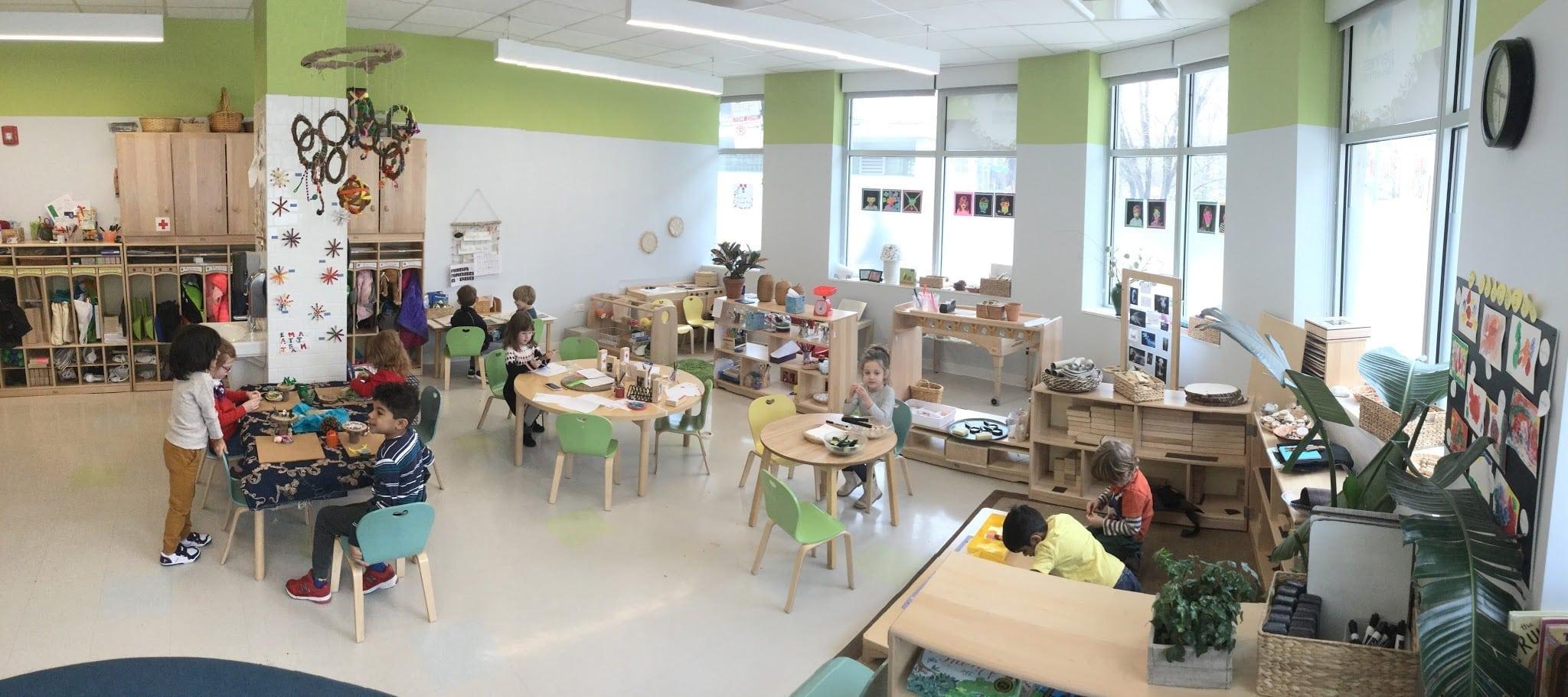 -Junior Kindergarten