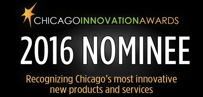 Bennett Day Nominated for Chicago Innovation Awards 2016