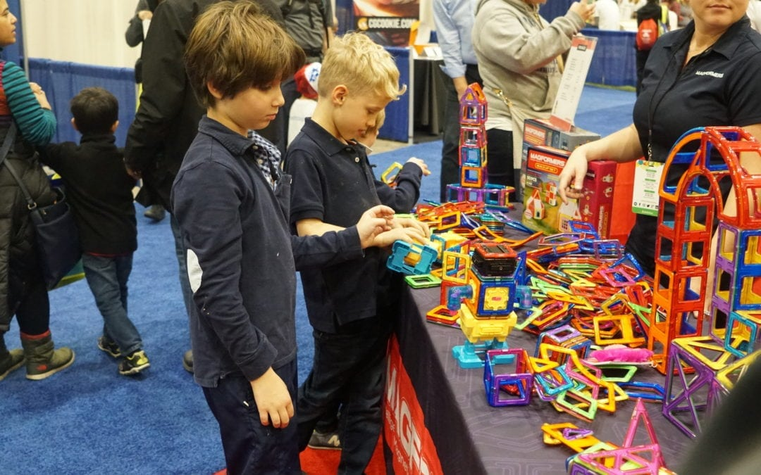 Chicago Toy and Game Fair & Our Black Friday Picks
