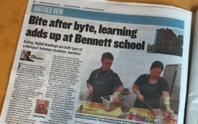 Bennett Day School Featured in Chicago Sun-Times