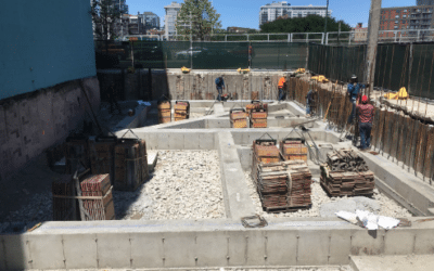 Bennett Day School East Expansion Project Underway