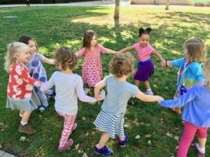 Parent & Tot Playdate! (18-36 Months) @ Bennett Day School