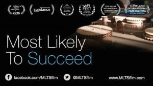 """""""Most Likely to Succeed"""" Screening & Discussion @ AMC River East 21"""