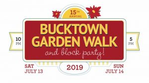 2019 Bucktown Garden & Block Party @ Churchill Park