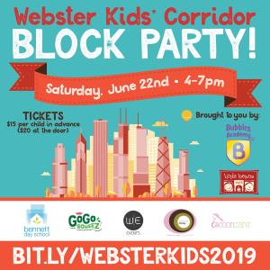 Webster Corridor Block Party (feat. Mr. Granquist!) @ Bubbles Academy