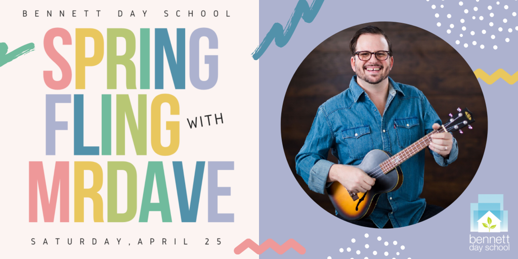 Virtual Spring Fling Concert with Mr. Dave